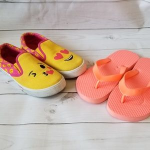 Other - Little Girls Spring/Summer Shoes Bundle 13